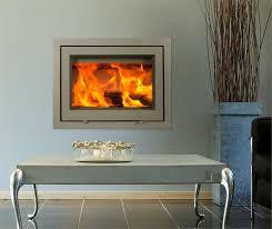 modern fireplace inserts. Modern Wood Fireplace Inserts Wittus H530 Insert Burning Eco Friendly A