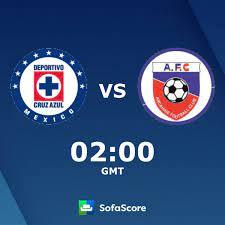 Cruz Azul - Arcahaie FC Live ticker ...