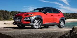 2018 hyundai kona photos.  photos pictured hyundai kona active blue and elite red on 2018 hyundai kona photos