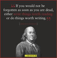 Benjamin Franklin Quotes Beauteous My Favorite Quote By Ben Franklin