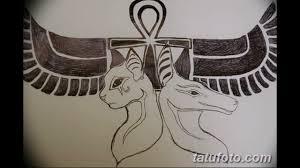 эскизы тату анкх оригинальные рисунки для татуировки на фото