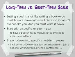 long term and short term career goals examples essays short term goals mba