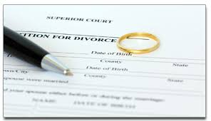 divorce forms online divorce papers  divorce forms and papers pen wedding ring on a divorce form