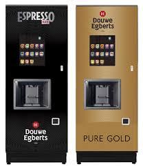 Douwe Egberts Vending Machine Best Vending Ingredients Products Premier Vend
