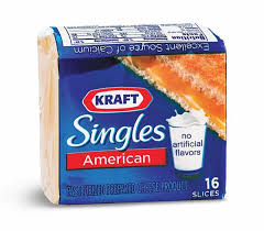 american cheese slices. Perfect Cheese Kraft American Cheese Slices On C