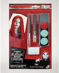 sally makeup kit the nightmare before spencer s