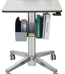 architecture standing rolling desk ergotron 24 481 003 student for classrooms 7 work desks wooden stand