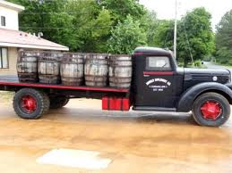 full throttle sloonshine distillery truck out front