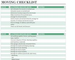 Move Checklist Template Home Moving Checklist Moving Checklist Printable