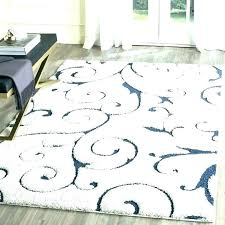 navy blue and white area rugs navy blue and white area rug navy blue and white