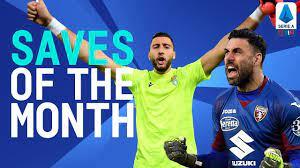 Sirigu & Strakosha's UNBELIEVABLE Saves! | Saves Of The Month | February  2020