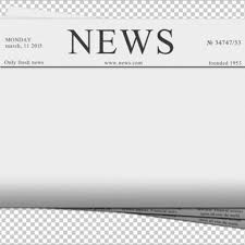 Blank Newspaper Template 20 Free Word Pdf Indesign Eps