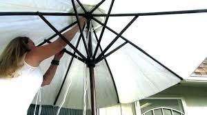 patio umbrella repair patio umbrella crank repair cantilever umbrella parts diagram best