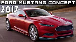 2017 mustang concept. Beautiful 2017 2017 Ford Mustang Concept Review Rendered Price Specs Release Date For YouTube