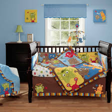 bananafish baby monster baby bedding and decor