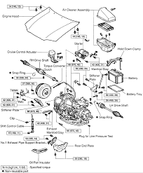 toyota tarago engine diagram toyota wiring diagrams
