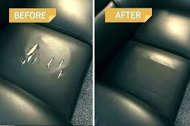 leather couch tear repair how