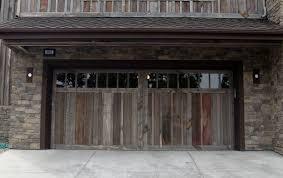 Designer Garage Doors Residential Impressive Decoration