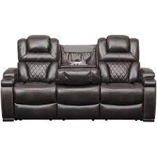 warnerton power reclining sofa with