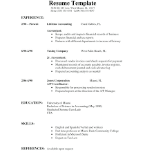 Resume For A Highschool Student With No Experience High School