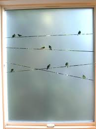 etched glass stickers glass door etching marvellous glass door stencils collections frosted window glass stenciled birds etched glass