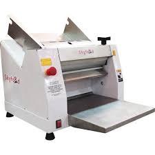 commercial countertop dough roller sheeter 1 horsepower