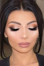 27 best make up images on pinterest makeup, make up and Formal Wedding Guest Makeup are you searching for the trendiest prom makeup looks to be the real prom queen? makeup for wedding guest formal