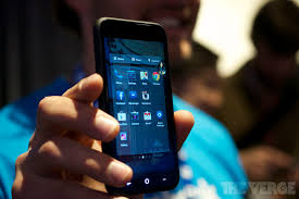 HTC First with Facebook Home hands-on ...