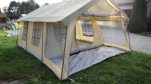 ... Most Interesting Tent Like House 11 Giant House Shaped Tent With A  Front Porch On Tiny ...