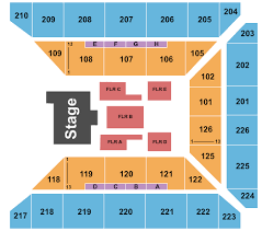 Eastern Michigan University Convocation Center Seating Chart Emu Convocation Center Seating Chart Ypsilanti