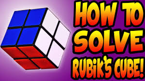 Pattern To Solve Rubik's Cube Simple Inspiration