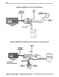 blaster coil wiring diagram ford wiring diagrams second