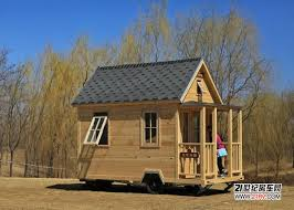 Small Picture Very small house on wheels camper Tiny Houses Pinterest