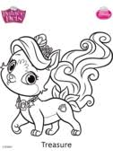 Small Picture Disney Palace Pets coloring pages Free Coloring Pages