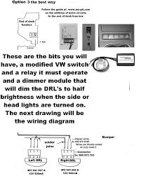 fitting wiring vw audi drl s tutorials and guides r32oc vw posted image