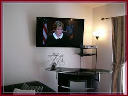 movable tv wall mount with shelf