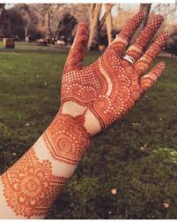 A Beautiful Mehndi Designs New And Trendy Bridal Mehndi Designs That Will Rule Hearts