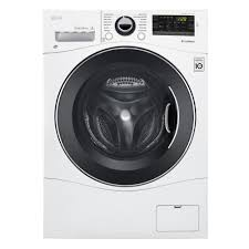 Compact Front Load Washers Lg Electronics 23 Cu Ft High Efficiency Front Load Washer In