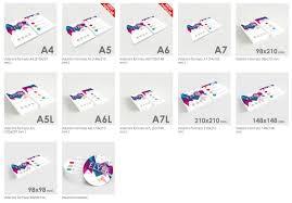 Formati Brochure Come Creare Volantini Per Ristoranti Stampaprint