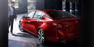 Nissan Altima New Design 2020 Nissan Altima Interior Exterior Design Colors