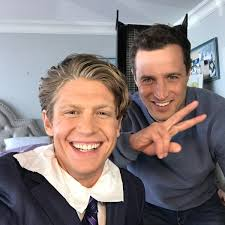 """Andrew Francis on Twitter: """"If you like silliness, ppl bein weird,  cartoons, and #BTS from #ChesapeakeShores, follow me on Instagram!  @AndrewFrancis604 @hallmarkchannel… https://t.co/teKwOe0c0m"""""""