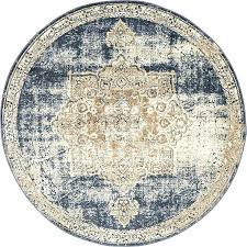 5 foot circle rug flower round rug round rugs new off white 5 ft x 5 foot circle rug
