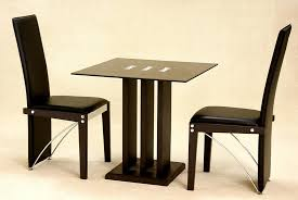 2 chair dining table pertaining to small and chairs design 9