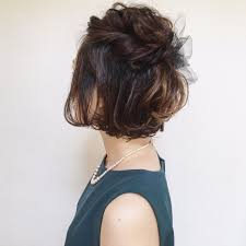 結婚式におすすめショートヘアのアレンジ方法をご紹介hair