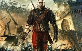 full hd quality pics the witcher 2 2560x1600 px