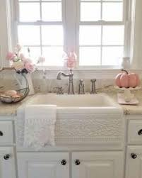 love the fruit bow and the curtain down the sink home