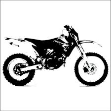 Samolepka Motorka Cross Samolepky Nejen Na Autocz