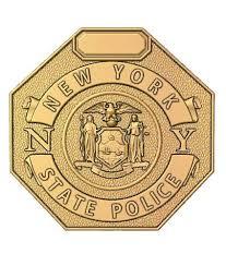 Cd1376 Badge Carved - Nysp Details