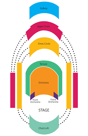 Four Seasons Centre For The Performing Arts Seating Chart 53 Described Sibelius Chart