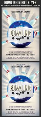 Bowling Event Flyer Template Bowling Event Flyer Template Magdalene Project Org